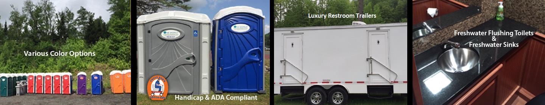 Portable toilets Rentals Bennington VT Uncle Bobs Septic