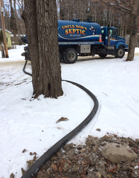 Uncle Bob's Septic Pumping Service