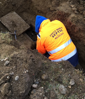 SEPTIC INSPECTIONS & SOIL TEST